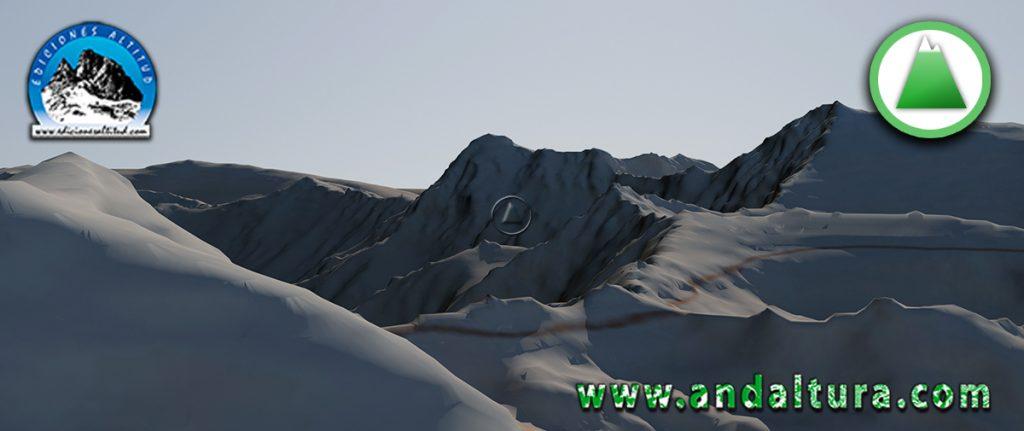 Imagen virtual Espacio Natural Sierra Nevada, Parque Nacional