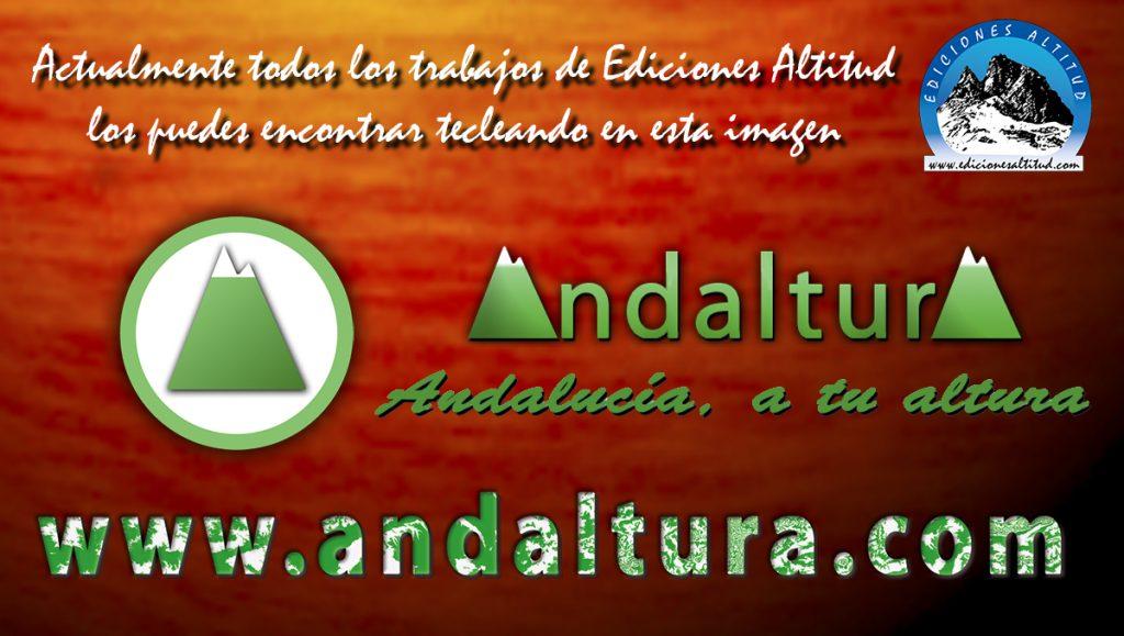 Ediciones Altitud y Andaltura -Andalucía. a tu altura-