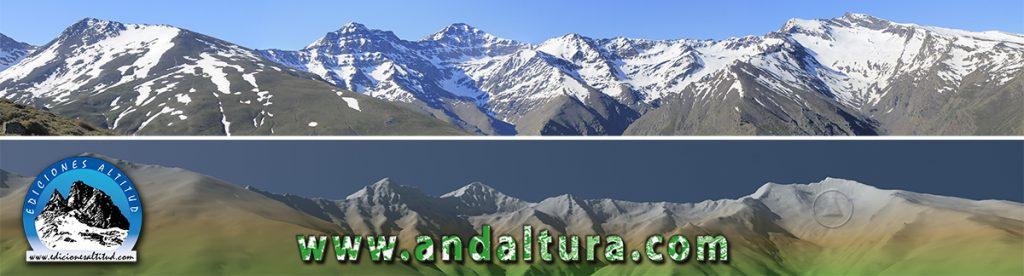 Fotografía e Imagen Virtual de Sierra Nevada
