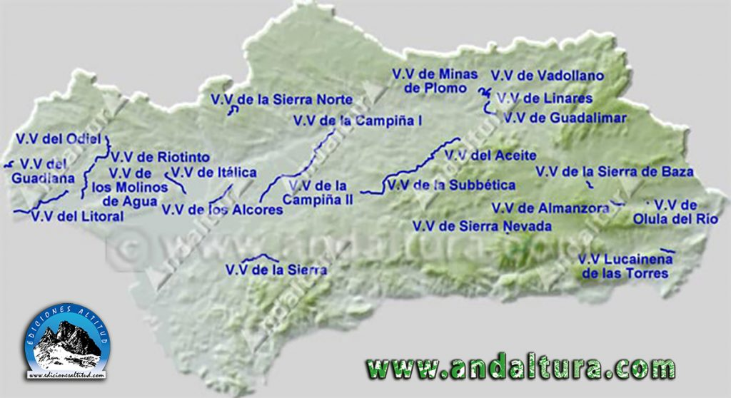 Vias Verdes de Andalucía