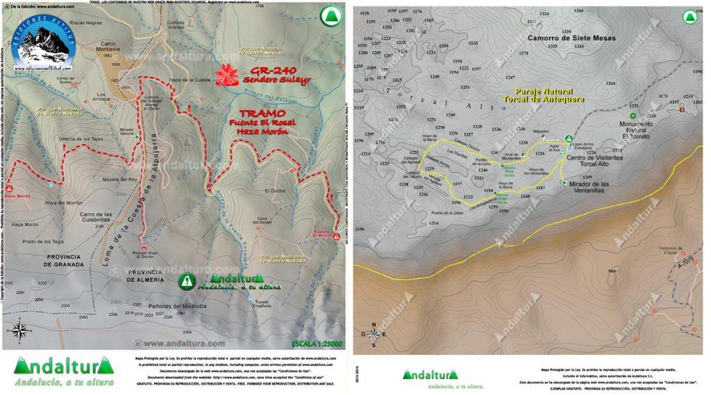 Mapas Cartográficos para Programas informáticos de Tratamiento de Información Geográfica