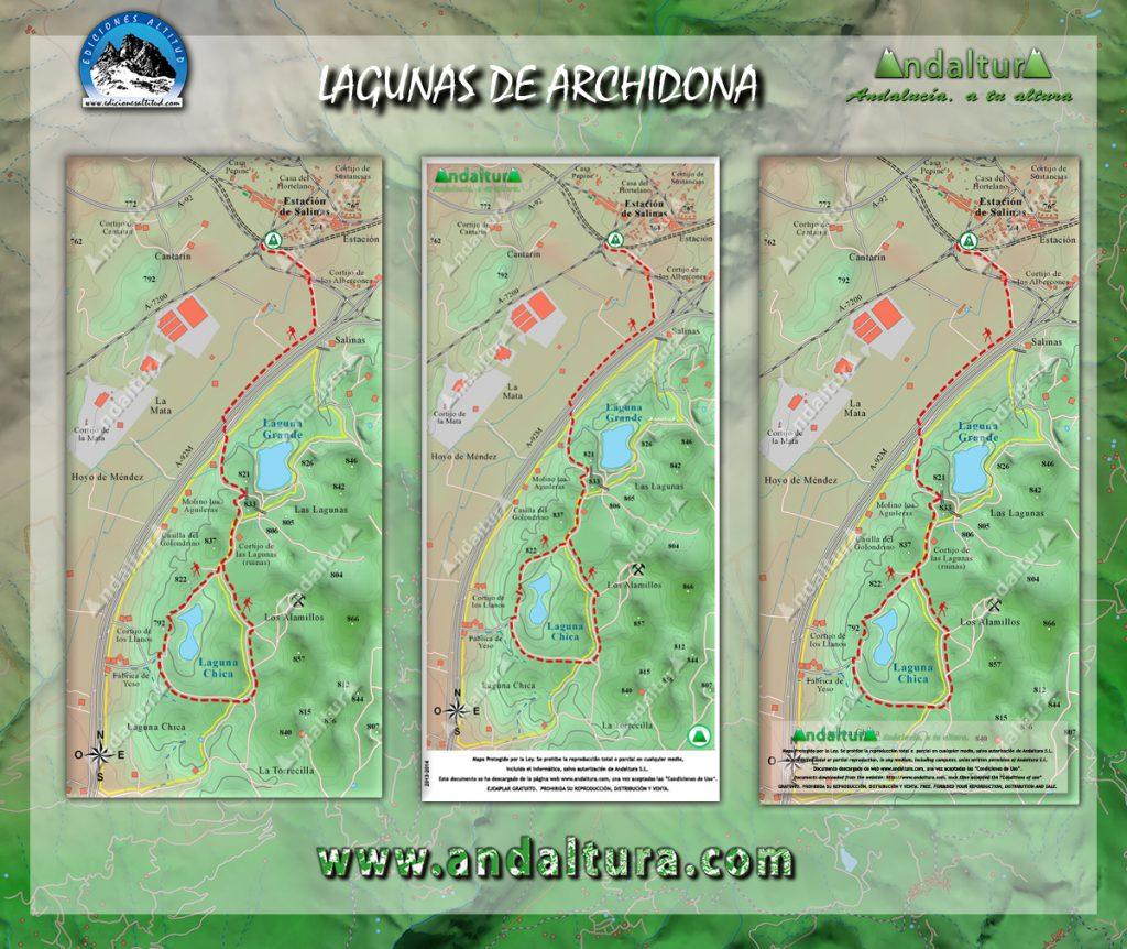 Ruta de Senderismo por las Lagunas de Archidona