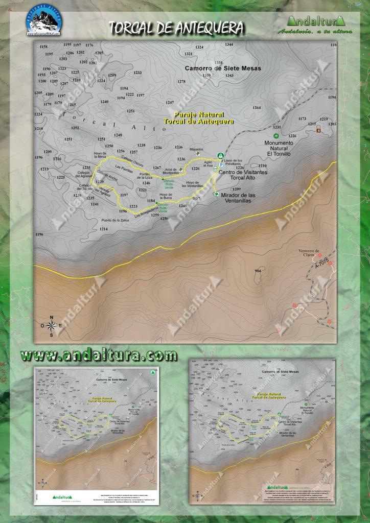 Rutas de Senderismo por el Torcal de Antequera