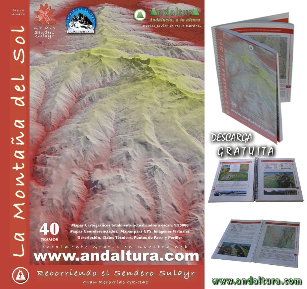 Topoguia Sendero Sulayr, Topoguía Gran Recorrido 240