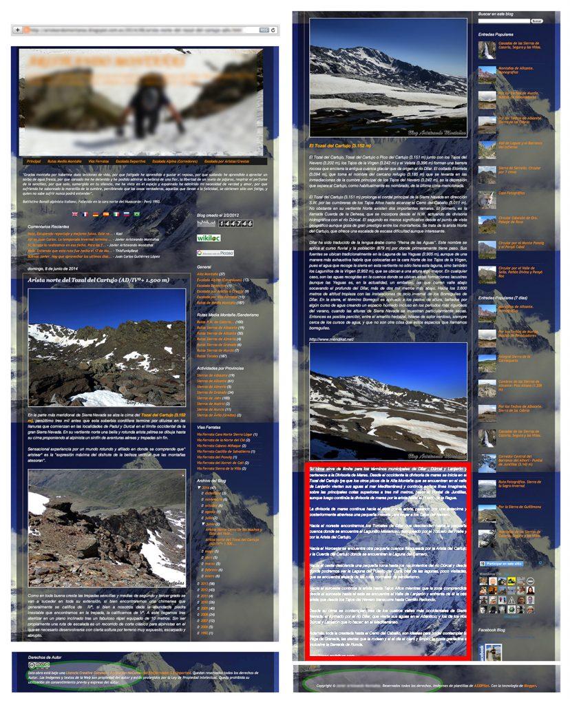 aristeando-montañas-arista-norte-del-tozal-del-cartujo