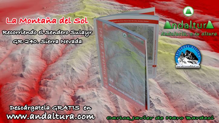 Descárgate gratis la Topoguía y los Mapas Cartográficos del Sendero Sulayr GR240